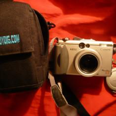 Canon PowerShot G3 4.0 MP Digital Camera - argintiu - Aparat Foto compact Canon
