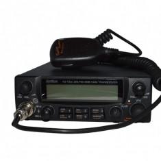 Resigilat - Statie radio CB PNI Optima destinata pt. radio amatori sau cunoscatori, 50 watt pentru export