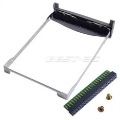 27.Caddy Rack HDD Dell D610 + Conector Hard - Suport laptop