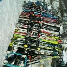 Ski second - Skiuri Fischer, 168 cm
