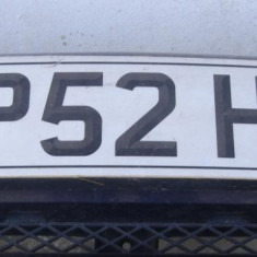 Mercedes C-Class W203, suport numar bara fata - Suport numar Auto