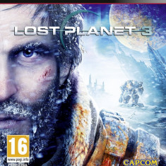PE STOC Lost Planet 3 PS3 sigilat (transport inclus la plata in avans) - Jocuri PS3 Capcom, Actiune, 16+, Multiplayer