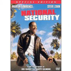 National Security Special Edition Film DVD Original Engleza - Film actiune