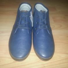 Pantofi barbati, Marime: 43, Piele sintetica - Panofi Pull and Bear, Marime 43