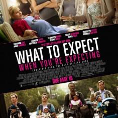 What to expect When you'e expecting Film DVD Original Engleza - Film actiune