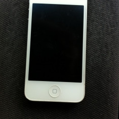 Vand iPhone 4s Apple 16 GB, white, stare foarte buna, Alb, Neblocat