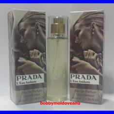 TESTER FIOLA DAMA PRADA L'EAU AMBREE - 40ML - Parfum femeie Prada, Apa de parfum