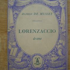 Alfred de Musset - Lorenzaccio (lb. franceza) - Carte Literatura Franceza