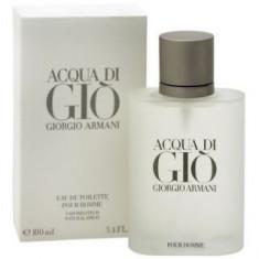 Armani Acqua di Gio 100ml EDT Tester 100% original - Parfum barbati Armani, Apa de toaleta, 75 ml