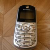 Telefon Motorola, Argintiu, Nu se aplica, Fara procesor, Nu se aplica - Motorola C140 - 69 lei