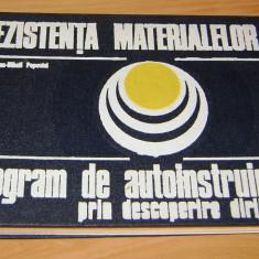 REZISTENTA MATERIALELOR_Mircea-Mihail Popovici - Carti Mecanica