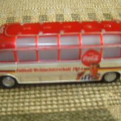Autobus Coca Cola