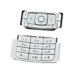 Carcasa carcase Tastatura Nokia N95 - Tastatura telefon mobil
