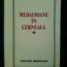 MEDALIOANE IN CERNEALA - VASILE DRAGUT Ed. Meridiane 1988 - Carte Arta muzicala