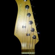 Chitara electrica pentru stangaci