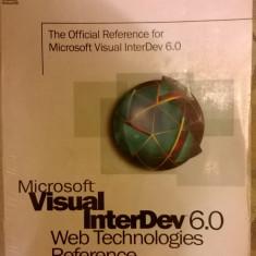 Microsoft Visual InterDev 6.0. (Lb. engleza) - 1575 pagini
