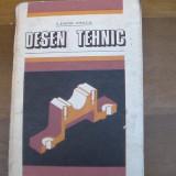 Carti Constructii - DESEN TEHNIC / Ileana Vraca - 1979