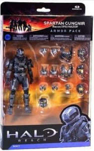 Halo Reach Series 5 Spartan Single Unit Figures foto mare
