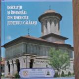 INSCRIERI SI INSEMNARI DIN BISERICILE JUDETULUI CALARASI DONE SERBANESCU