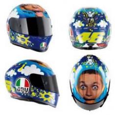 Casca moto AGV k3 Valentino Rossi, XL