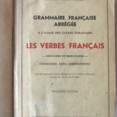 Curs Limba Franceza - Carte veche: