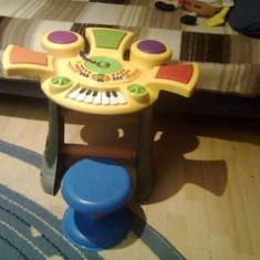 Orga muzicala - Instrumente muzicale copii