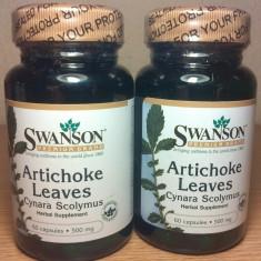 Anghinare, diskinezie biliara, 500 mg/60 capsule, cel mai bun pret in Romania! - Supliment nutritiv