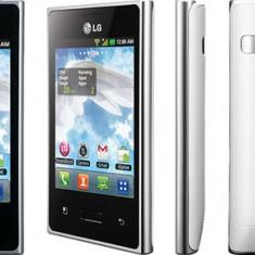 Vand telefon LG Optimus L3 E400 - Telefon mobil LG Optimus L3, Negru