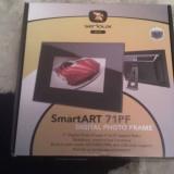"Rama foto digitala Serioux SmartArt 71PF, 7"""