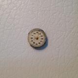 Piese Ceas - Mecanism ceas SLAVA, folosit la ceasuri din aur