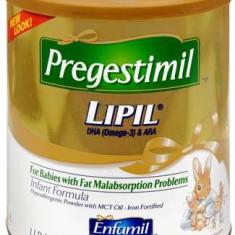 Lapte praf bebelusi Altele, De la 0 luni - Lapte praf total hidrolizat ( Pregestimil Lipil )