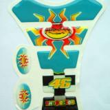 Tank pad protectie rezervor 46 rossi yamaha suzuki kawasaki honda