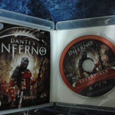 Vand joc Dante's Inferno PS3. E in stare impecabila am si carcasa originala a jocului si cartea - Assassins Creed 4 PS3 Ubisoft, Single player