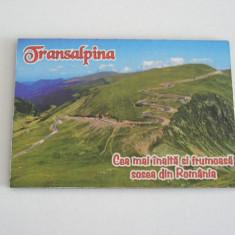 MAGNET FRIGIDER - TEMATICA TURISM - TRANSALPINA
