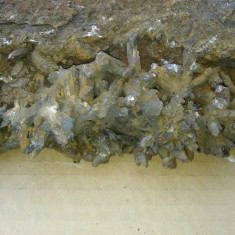 Fosila roca, Naturala - Floare de mina de colectie REDUCERE din nou reducere