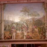 TABLOU mare foarte frumos ! antik ! - Pictor roman