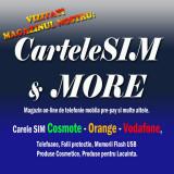 Cartela Vodafone - Cartela SIM Vodafone numar 07xy.888.592 cu credit initial 1 euro