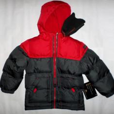 Haine Copii 4 - 6 ani - Geaca iarna PACIFIC TRAIL - baieti 4 ani