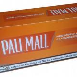 Foite tigari - Tuburi PALL MALL CU CARBON ACTIV 200 tuburi injectat tutun, filtre tigari