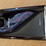 Telefon Nokia, Negru, 2GB, Orange, Single core, 2 GB - Nokia 311 asha