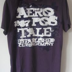 Tricou Aeropostale USA, XL, original 100%, bumbac 100%, nou cu eticheta - Tricou barbati Aeropostale, Maneca scurta