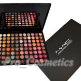 Trusa make up - Trusa Machiaj 88 culori MAC Anglia farduri sidefate si metalice in culori pigmentate