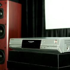 DVD Player Recorder Panaspnic - DVD Playere Panasonic, DVD RW, SCART cu RGB