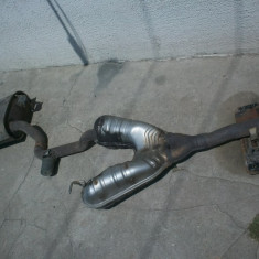 Evacuare BMW E39 motor 2000 benzina - Toba finala auto, 5 (E39) - [1995 - 2003]