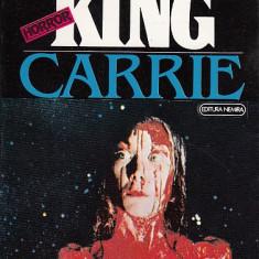 Carrie - Stephen King - Carte Horror