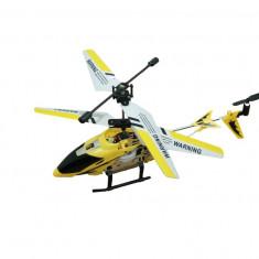 Elicopter de jucarie, 2-4 ani, Metal, Unisex - Elicopter cu telecomanda si GIRO
