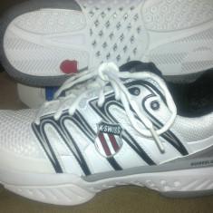 Adidasi pentru Tenis - Pantofi de tenis barbati noi KSWISS BigShot marimea 42