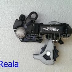 Piese Biciclete - Schimbator viteza / viteze / Intinzator lant / pinioane spate Bicicleta Shimano