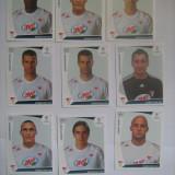 PANINI - Champions League 2009-2010 / Debreceni VSC (9 stikere) - Colectii