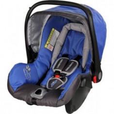 Caretero - Scaun auto Fly - Scaun auto bebelusi grupa 0+ (0-13 kg) Caretero, 0-6 luni, Albastru
